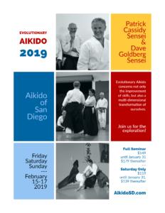 Aiki Combat Improv @ Aikido of San Diego